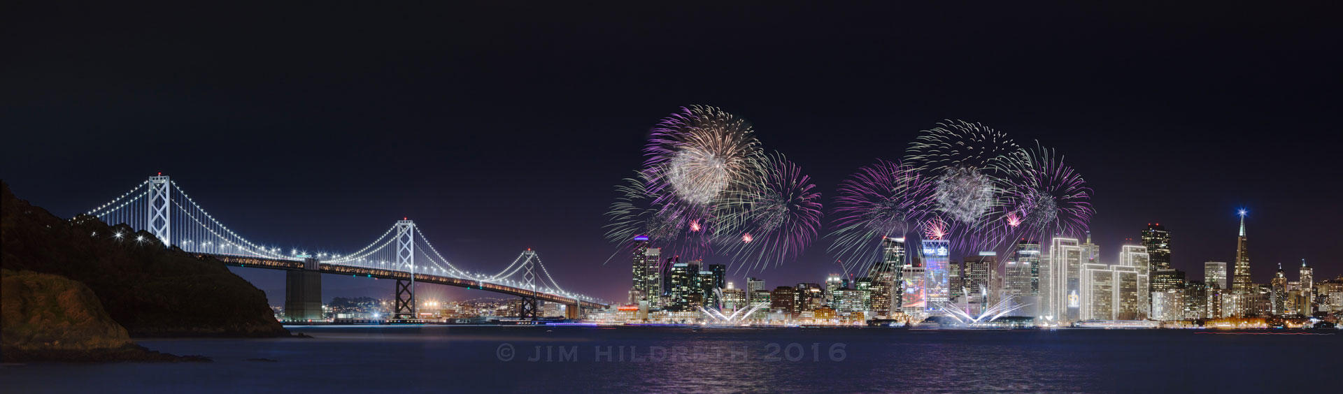 Superbowl 50 Fireworks
